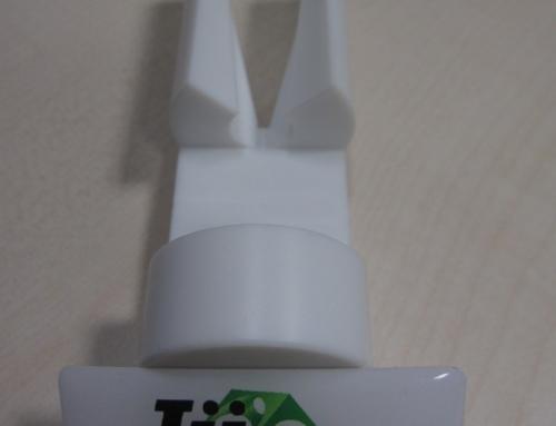Ausheberkopf aus PETP-Natur Ø 30mm
