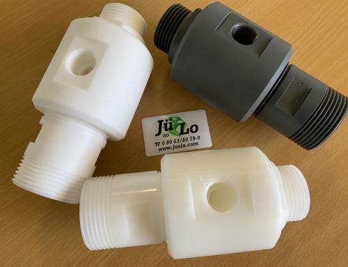 Wasserstrahlpumpen aus Kunststoff